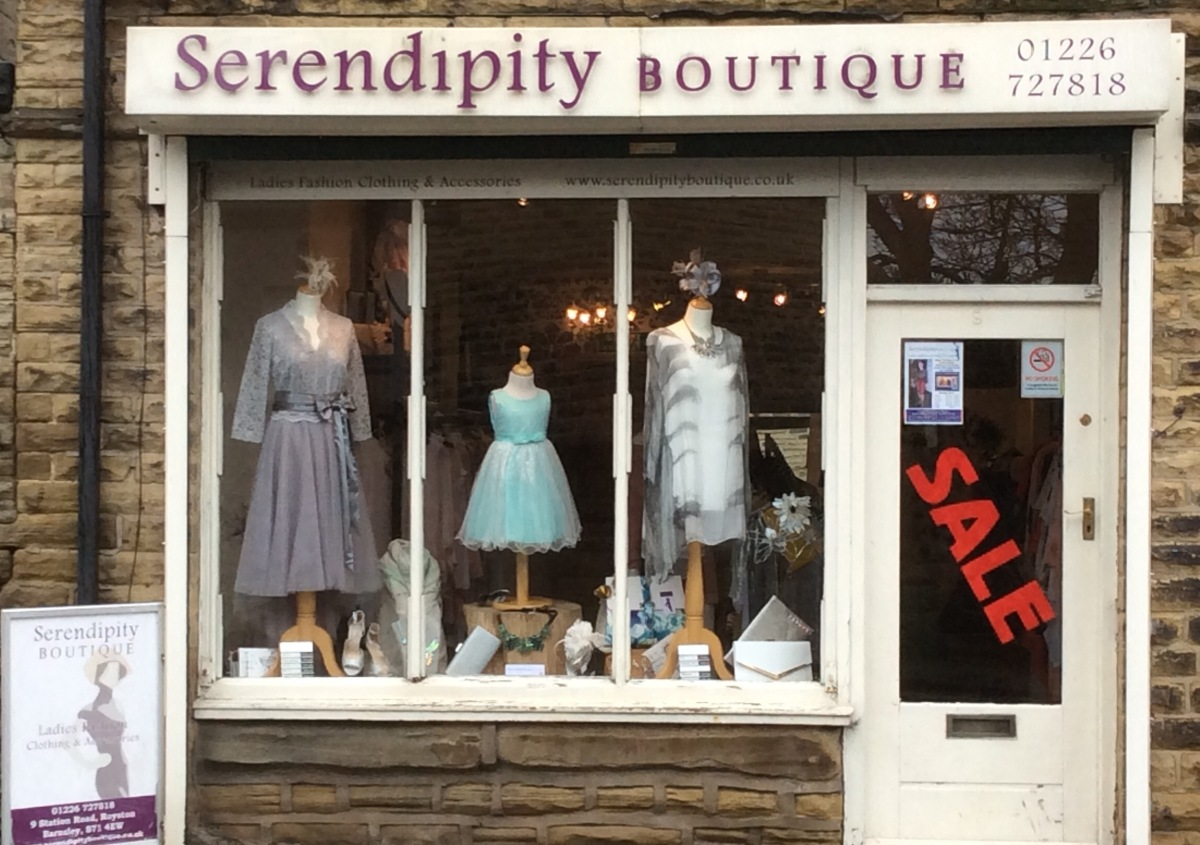 BFC Boutique Tour: Serendipity Boutique
